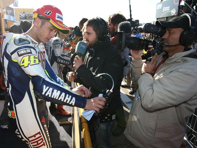 Telecinco retransmitirá MotoGP a partir de 2012