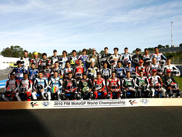 Fotos de los entrenamientos de Moto2 y 125cc