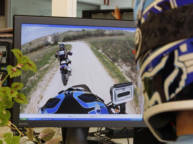 Camaras de video para moto