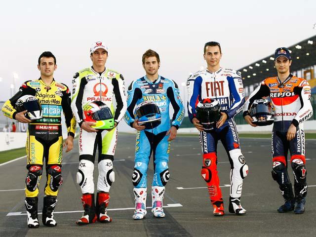 Guía de MotoGP 2010 con Motociclismo