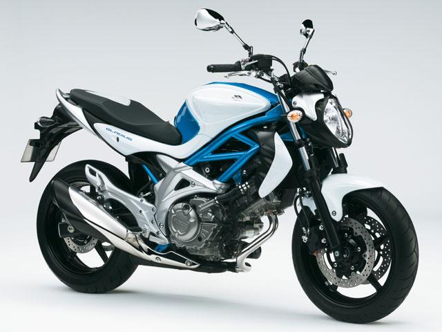 Suzuki Gladius, de promoción