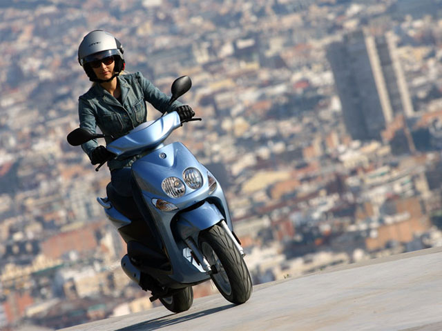 Desciende la siniestralidad en motocicleta y ciclomotor
