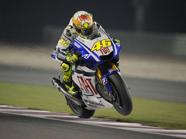 Comienza el Mundial de MotoGP
