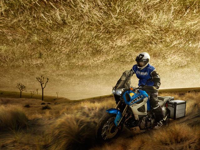 Super Ténéré Ride for Life 2010