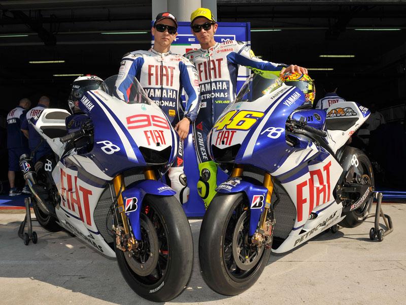 Las motos de MotoGP
