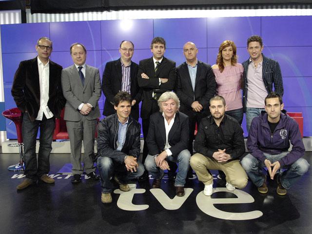 TVE presenta la cobertura del Mundial de MotoGP 2010
