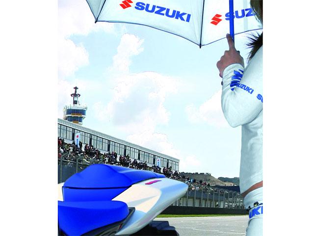 Disfruta del Gran Premio de Jerez con Suzuki