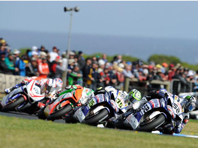 Vive el Mundial de Superbike en Valencia