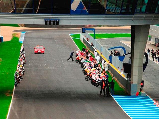 Participa en la Challenge Suzuki MAC 90 2010