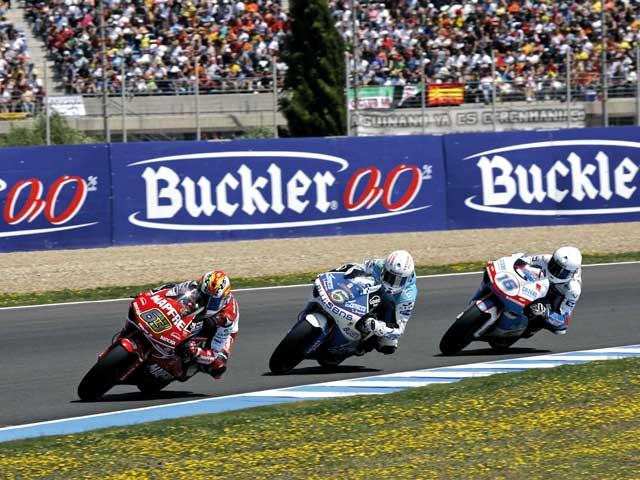 Buckler 0,0 y Action Team te llevan al GP de Jerez
