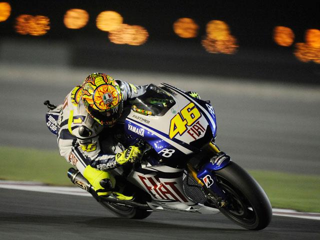 Valentino Rossi, victoria 104 en el GP de Qatar
