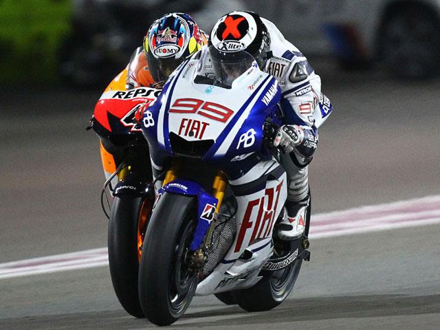Galería de fotos de MotoGP en Qatar