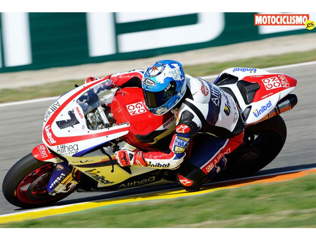 Fotos de las carreras de Superbike y Supersport en Valencia