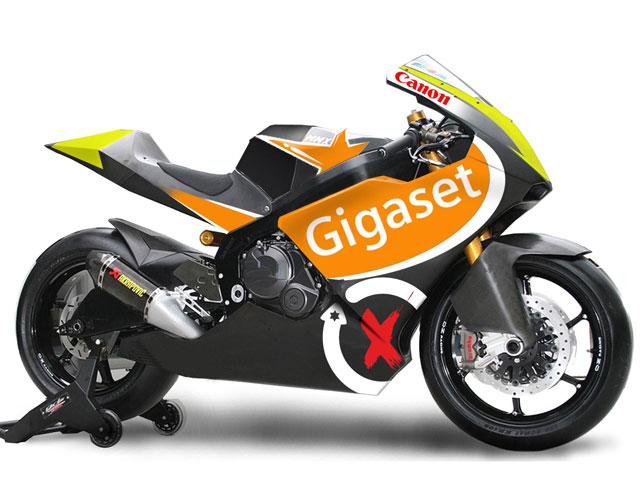 Equipo LaGlisse de Moto2 en el CEV