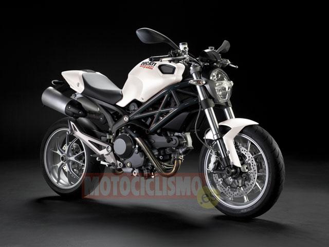 Nueva Ducati Monster 796