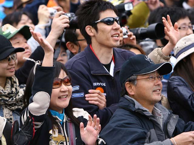 Suspendido el Gran Premio de Japón de MotoGP