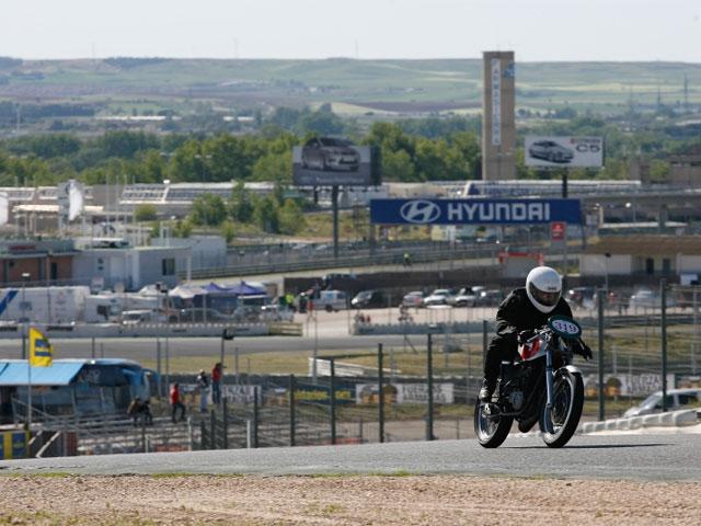 Classic Moto 2010 en el Circuito del Jarama