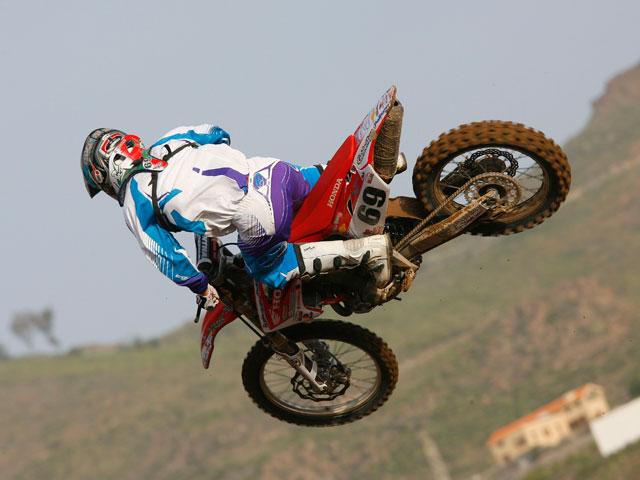 Campeonato de España de Motocross de Tenerife en Vídeo