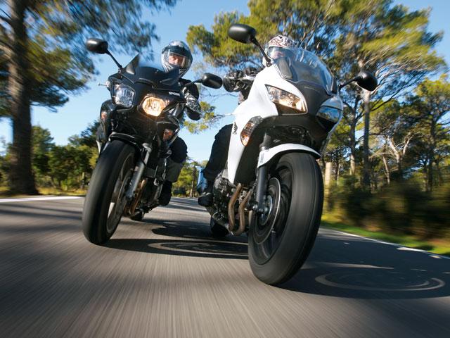 Honda CBF 1000 vs Honda CBF 1000 F