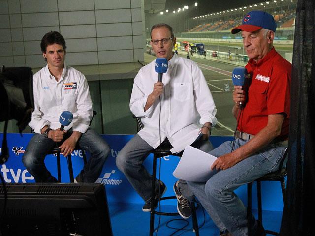 Programación de Televisión para el Gran Premio de España de MotoGP