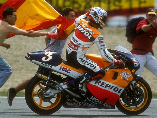 Estadísticas del Gran Premio de España de MotoGP