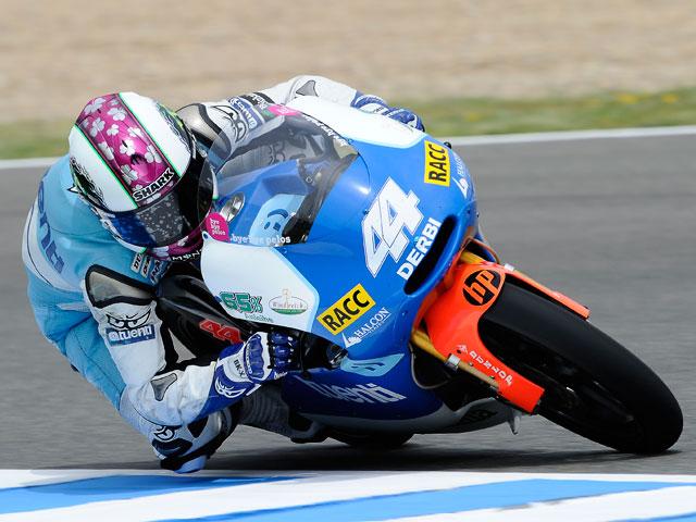 Nuevo triplete español: Espargaró, Terol y Rabat en el GP de Jerez 125