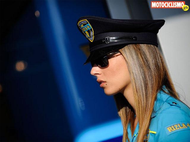 Las chicas del paddock y el ambiente de Jerez
