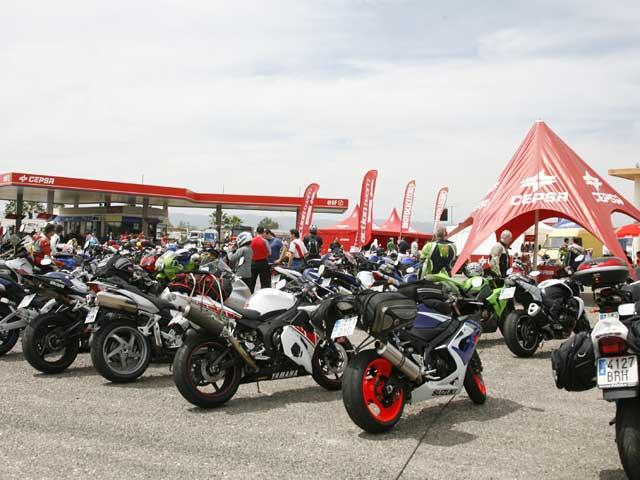 Así lo pasamos en los Oasis Motociclismo CEPSA