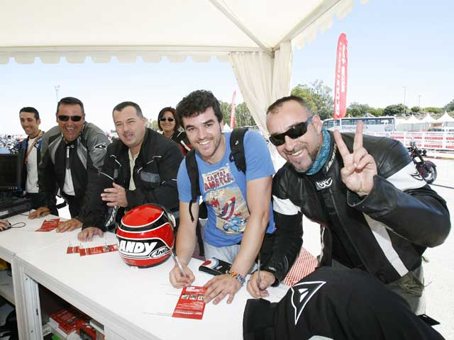 Action Team, todo un éxito en Jerez