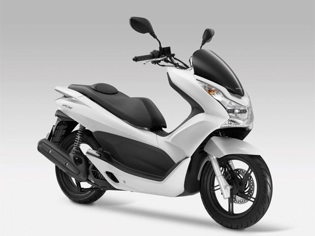 Nuevo scooter Honda PCX