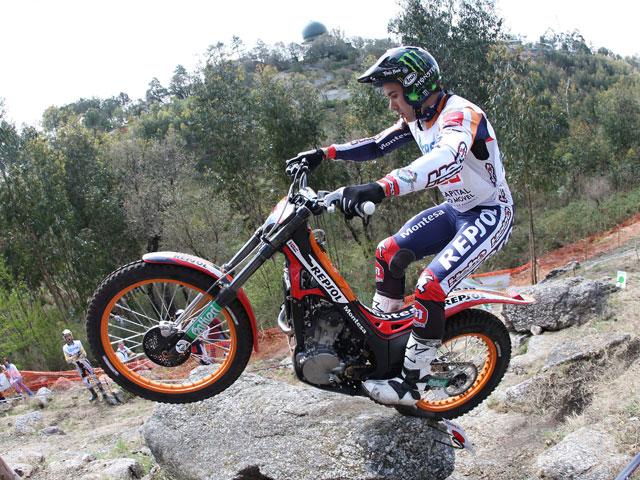 Toni Bou recupera el liderato del Campeonato de España de Trial