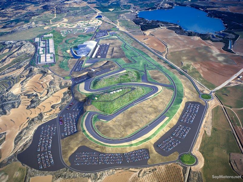 Motorland Aragón tendrá SBK en 2011