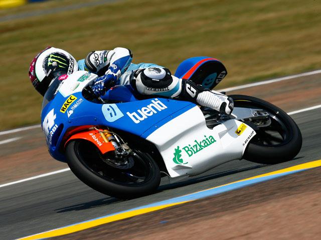 Triplete español en Le Mans: Espargaró, Terol y Márquez
