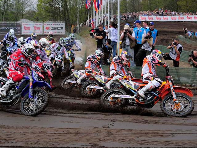 El Mundial de Motocross llega a Estados Unidos