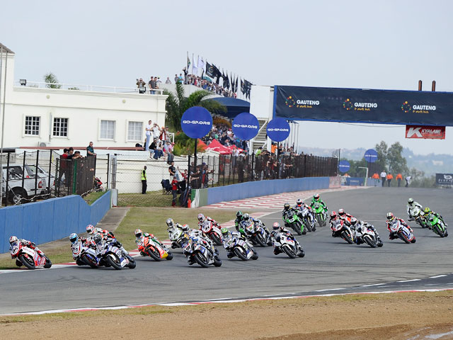 Mundial de Superbike y Supersport, en Estados Unidos