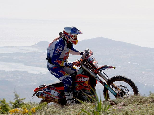 Rubén Faria se impone en la etapa prólogo del Rally de Cerdeña