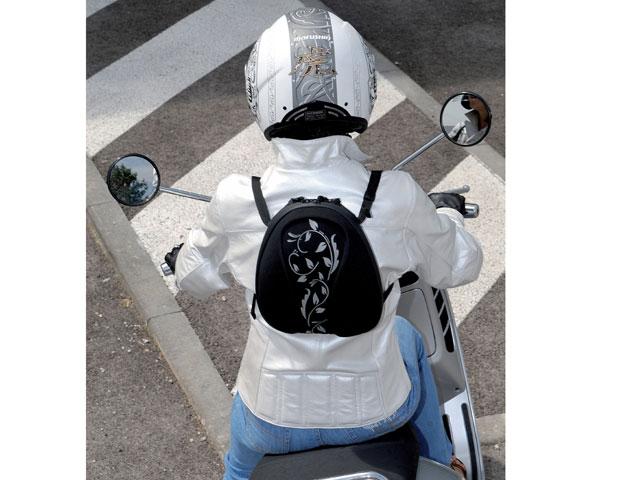 Mochila para moto Mac Adam