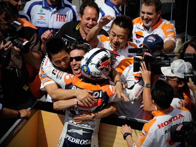 Galería de fotos de la carrera de MotoGP en Mugello