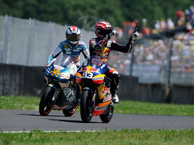 Fotos del Gran Premio de Italia: Moto2 y 125 cc