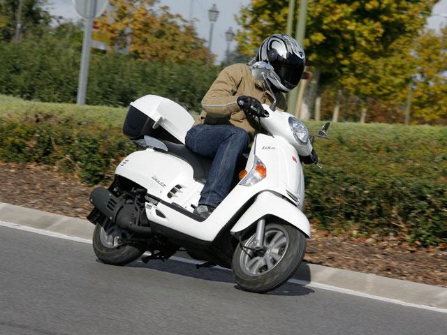 Motos baratas, menos de 2.000 euros