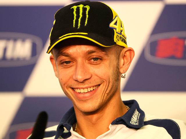 """Rossi: """"Quiero recuperarme bien para seguir corriendo muchos años más"""""""