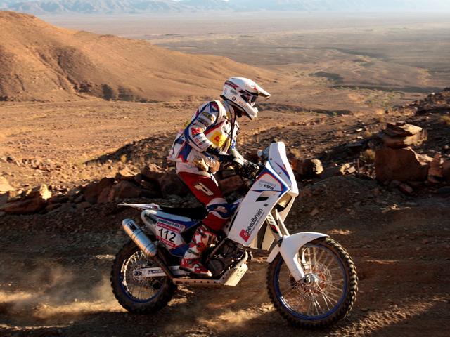 Helder Rodrigues gana el Estoril Marrakech Rally