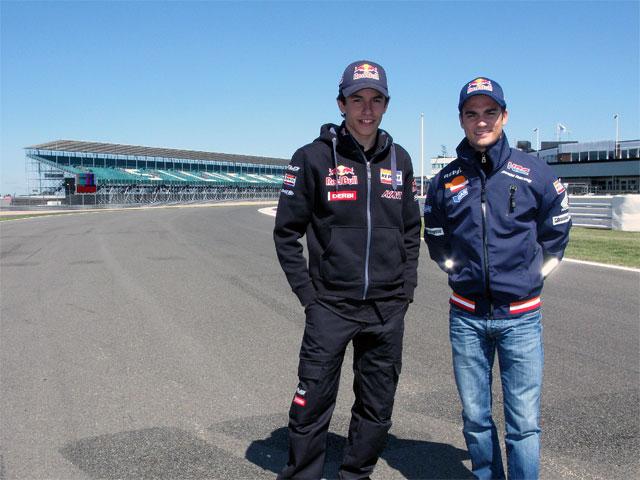"Dani Pedrosa: ""La potencia va a ser importante en Silverstone"""