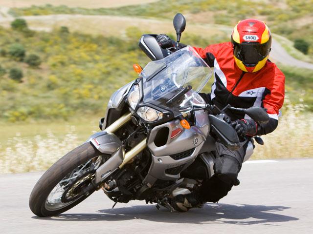 Prueba a fondo de la Yamaha Supertenere en MOTOCICLISMO