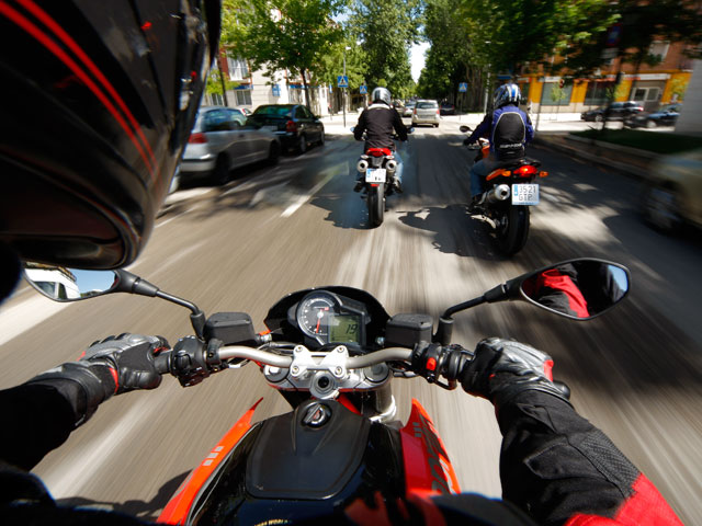 Resultados de la campaña de vigilancia a las motos de la DGT