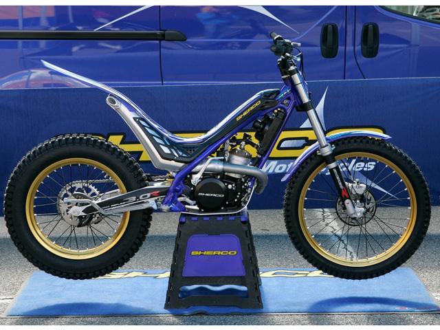 Sherco Cabestany Réplica 300 cc
