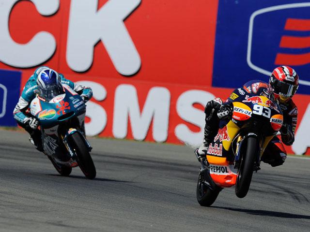 Las fotos de Moto2 y 125 cc en el Gran Premio de Holanda