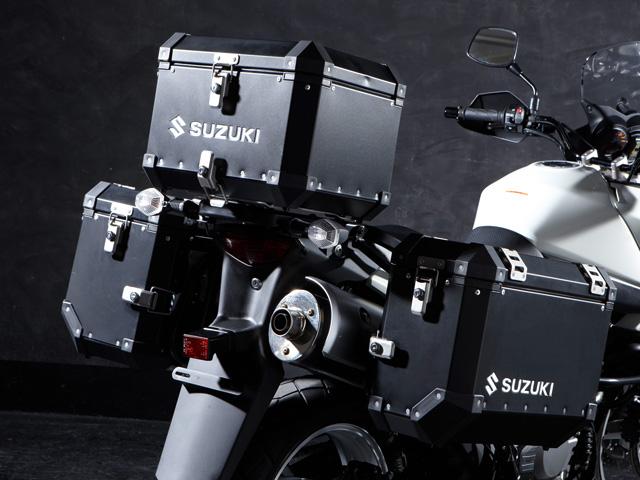 Nuevos accesorios para la Suzuki V-.Strom 2010