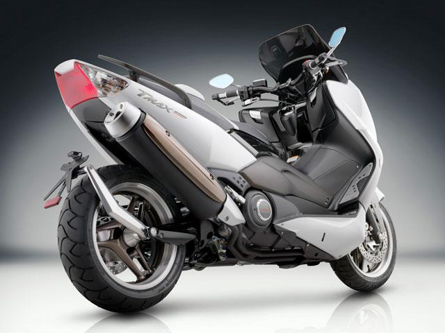 Yamaha T Max 500: Accesorios Rizoma