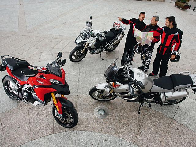 Las maxi trail a examen en este número de Motociclismo